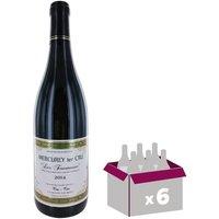 Vins + Vins Les Fourneaux 2014 Mercurey 1er Cru - Vin blanc de Bourgogne