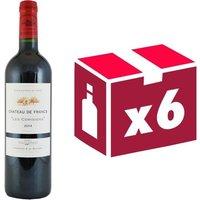 Château Francs Les Cerisiers 2014 - Vin Rouge