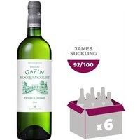 Château Gazin Rocquencourt Pessac-Léognan 2014 - Vin blanc