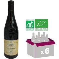 FONTAVIN 2014 Cuvée Terre d'Ancêtres Gigondas Vin de la Vallée du Rhone - Rouge - BIO - 75 cl x6