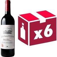 Château Grand Puy Lacoste Grand Vin de Bordeaux Pauillac Cru Classé  2014 - Vin rouge