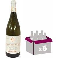 Domaine Christian Gros Savigny Les Beaune Clos Du Villages Monopole Bourgogne 2014 - Vin blanc
