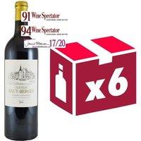 Château Haut Bergey Pessac 2014 - Vin Rouge