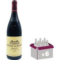 Domaine Louis Jadot Morgon Château Des Jacques Beaujolais 2014 - Vin rouge