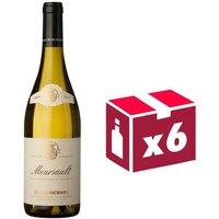 Jean Bouchard Meursault Grand Vin de Bourgogne 2014 - Vin Blanc