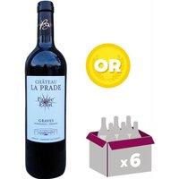 Château La Prade Cuvée Eclat AOC Graves 2014 - Vin rouge