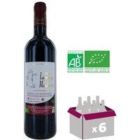 CHÂTEAU LAGRANGE DES MAUBERTS 2014 Bordeaux supérieur - Rouge - 6x 75 cl