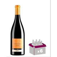 LE CAUSSE 2014 Faugères Grand vin du Languedoc - Rouge - 75 cl - AOC x 6