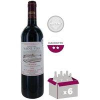 Château Mayne Vieil AOC Fronsac 2014 - Vin rouge