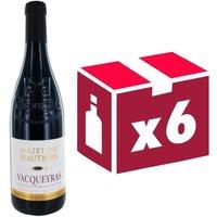 Mazet du Haut Bois Vacqueyras 2014 - Vin rouge x6