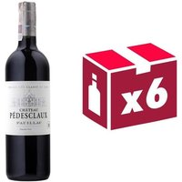 Château Pedesclaux Grand Vin de Bordeaux Pauillac Cru Classé 2014 - Vin rouge