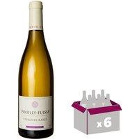 Domaine Christophe Cordier Pouilly Fuisse Terroirs Rares 2016 - Vin blanc