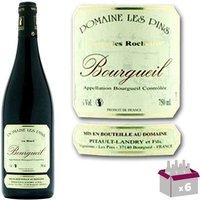 Domaine Les Pins Bourgueil Cuvée Les Rochettes 2016 - Vin rouge