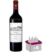 Château Pontet-Canet Pauillac Bordeaux 2014 - Vin rouge