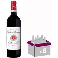Château Poujeaux Moulis Grand Vin de Bordeaux 2014 - Vin rouge
