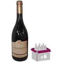 Domaine Regnard Chassagne Montrachet Bourgogne 2015 - Vin rouge