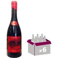 REYNAUX 2014 Cornas Vin de la Vallée du Rhône - Rouge - 75 cl - AOP x 6