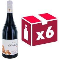 Domaine Roudoule Fronton 2014 - Vin rouge x6