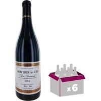 Vins + Vins En Sazenay 2014 Mercurey 1er Cru - Vin rouge de Bourgogne