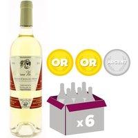 Château Valentin AOC Sainte Croix du Mont 2014 - Vin blanc