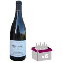 HENRI DE VILLAMONT 2014  Mercurey 1er Cru La Bondue Grand Cru de Bourgogne - Rouge - 75 cl x 6