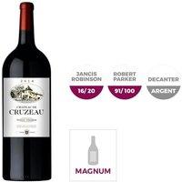 Château de Cruzeau Pessac Léognan Grand Vin de Bordeaux 2014 - Vin Rouge - Magnum