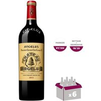 Château Angelus 2015 Saint-Emilion Grand Cru Bordeaux - Vin Rouge - 75 cl