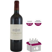 Château D'Arsac 2015 Margaux Bordeaux - Vin Rouge - 75 cl