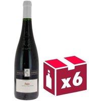 Domaine D'Avrillé Anjou 2016 - Vin rouge