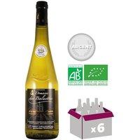 Domaine Baluettes Muscadet Sèvre et Maine Sur Lie Val de Loire Bio 2016 - Vin blanc