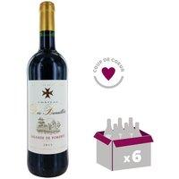 Château des Baraillot 2015 Lalande de Pomerol - Vin rouge de Bordeaux