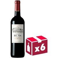 Château Bel Air Castillon Côtes de Bordeaux Grand Vin de Bordeaux 2015 - Vin rouge