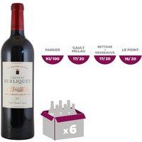 Château Berliquet 2015 Saint-Emilion Grand Cru Bordeaux - Vin Rouge - 75 cl