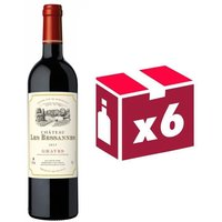 Ch. Les Bessannes Graves 2015 - Vin Rouge x6
