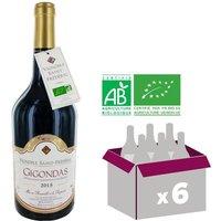 Vignoble Saint-Frédéric AOC Gigondas Bio 2015 - Vin rouge Bio