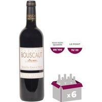 Château Bouscaut 2015 Pessac-Léognan Bordeaux - Vin Rouge - 75 cl