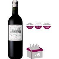 Château Cantemerle 2015 Haut-Médoc Bordeaux - Vin Rouge - 75 cl