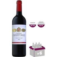 Château Croizet-Bages 2015 Pauillac Bordeaux - Vin Rouge - 75 cl