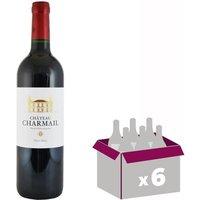 Château Charmail Haut-Médoc 2015 - Vin rouge