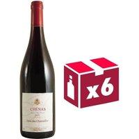 Cave Charmilles Chénas Cru du Rhône-Alpes 2015 - Vin Rouge