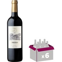 Château Chapelle Labory Fronsac 2015 - Vin rouge