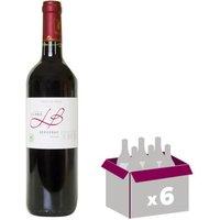 Château La Brie Bergerac 2015 - Vin rouge - 75 cl x 6
