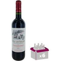 Château Lion Perruchon 2015 Lussac-Saint-Emilion Vin Rouge de Bordeaux