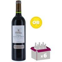 Château Moulin Neuf 2015 Blaye Côte de Bordeaux - Vin Rouge - 75 cl
