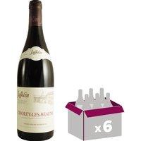 Domaine Jaffelin Chorey Les Beaune Rouge 2015 - Vin rouge