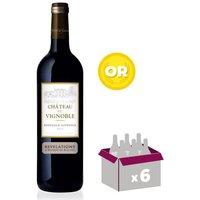 Château Au Vignoble 2015 Bordeaux Supérieur - Vin Rouge - 75 cl