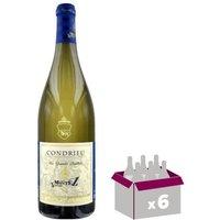 Condrieu Les Grandes Chailles Domaine Stéphane Montez - 2015 - Blanc - 75cl x6