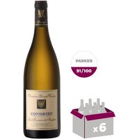 Condrieu Terrasses De L'Empire Domaine Georges Vernay - 2015 - Blanc - 75cl x6