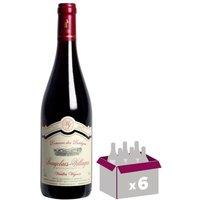 Domaine des Darrezes Beaujolais Villages 2015 - Vin rouge - 75 cl