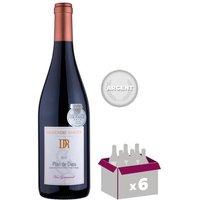 DAUVERGNE RANVIER 2015 Plan De Dieu Gourmand -Rouge - 75 cl x6